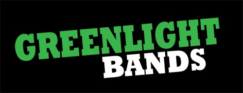 Green Light Bands Sidebar Logo