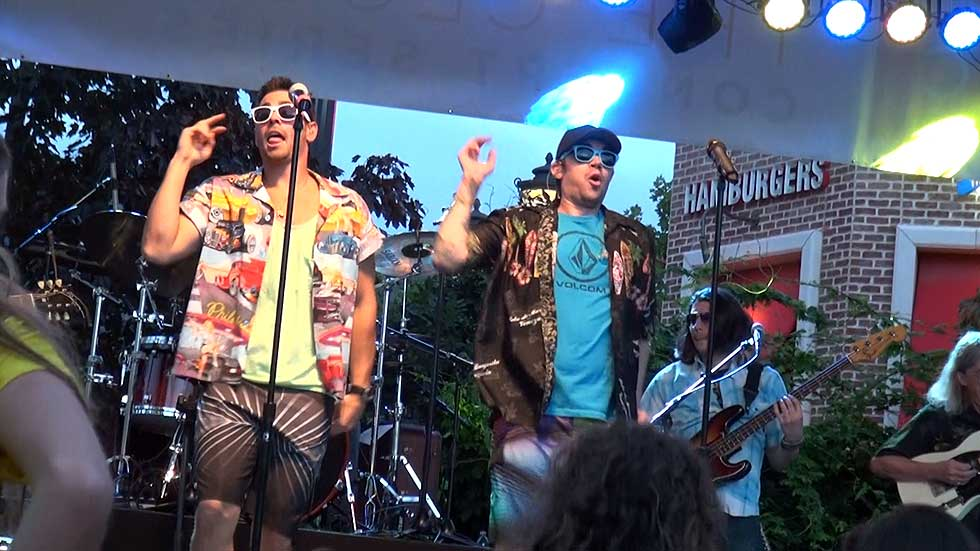 Kahuna Beach Party Beach Boys Tribute
