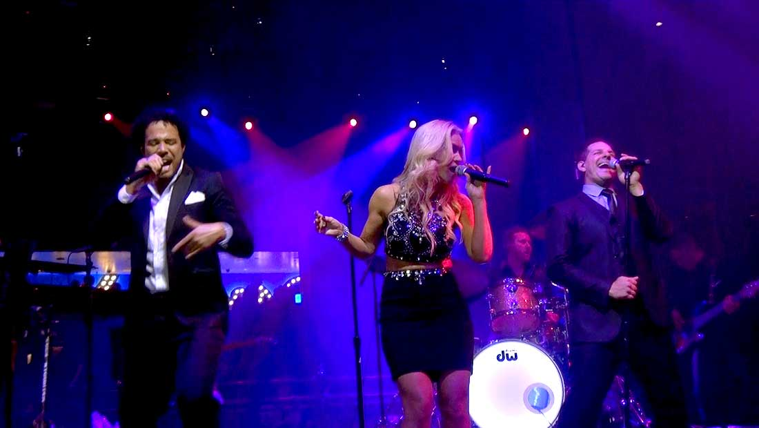 Party Crashers Live Band Las Vegas Nevada Corporate Event Performance